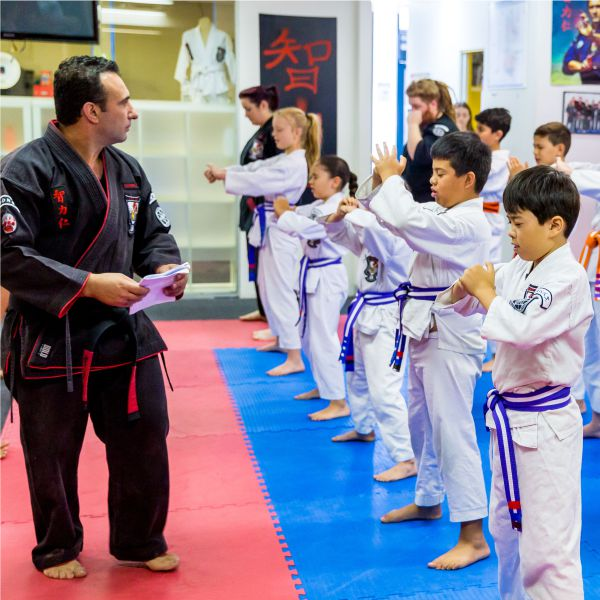 KICKS Newington Kids Martial Arts Program